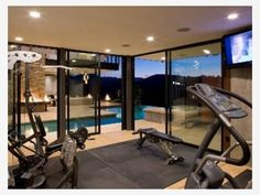 Home Gym Designs - Home and Garden Design Idea's