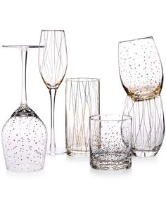 Mikasa Cheers, Party Collection - A Macy's Exclusive - Glassware & Stemware - Dining & Entertaining - Macy's