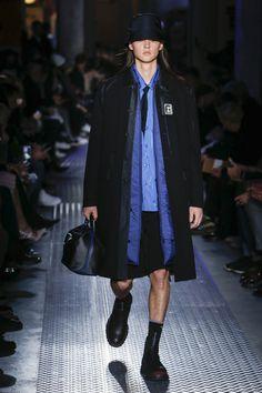 Prada: menswear fall/winter 2018-2019