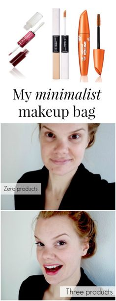 If I'm just running to Target, I don't need liquid eyeliner. These three beauty products are cheap, effective, and they're perfect for anyone's minimalist makeup bag! Click through to see which tiny products I swear by! // yesandyes.org