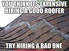Easy And Cheap Unique Ideas: Top Roofing Design garage roofing loft conversions.Shed Roofing Plans dark metal roofing. Roofing Services, Roofing Contractors, Roof Repair Cost, American Roofing, Construction Fails, Steel Roofing, Tin Roofing, Roofing Shingles, Cool Roof