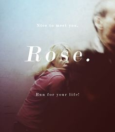 Rose Tyler. Doctor Who.
