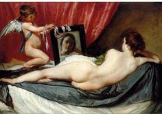 <거울을 보는 비너스> 1644-8 벨라스케스