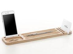 Desk Organizer Wood - Objects By Medio