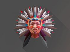 Low poly artworks, logos and illustrations by Breno Bitencourt - ego-alterego.com