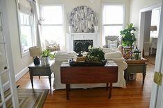 NC Rental – Sitting Room {May 2014}