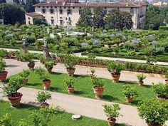 Florence, Italy - Villa Castello