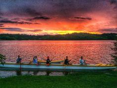 Passaúna será palco de batismo de canoa havaiana. Saiba como será - Bem Paraná