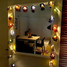 Use for interior decoration & Night Lamp.