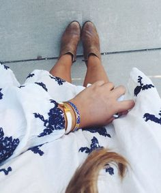 free people embroidered dress  } obsessed with this outfit for fall!