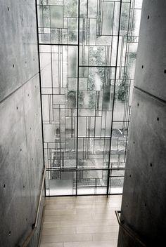 Tadao Ando Shiba Ryotaro Memorial Museum Higashiosaka, Japan.