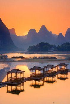 Amaze7: LiJIang River, Guangxi, China