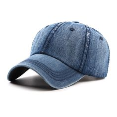 c65fce3869f Retro Washed Cotton Cowboy Baseball Cap Travel Casual Sunscreen Hat For  Women Men