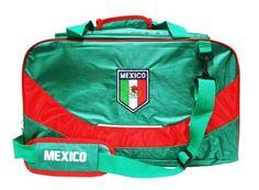 Mexico Soccer Duffle Bag by Rhinox. $26.99. Mexico Soccer Duffle Bag