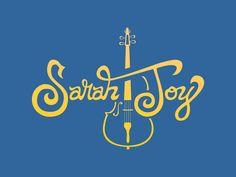 Sarah Joy Logotype  by Darold J. Pinnock