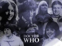 Patrick Troughten: the second doctor