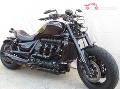 Mad Triumph rocket III custom on Bikesales