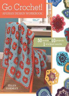 Amazon.com: Go Crochet! Afghan Design Workshop eBook: Ellen Gormley: Kindle Store