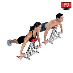 As Seen On TV Rocket Fitness Push-Up Pump at 63% Savings off Retail!