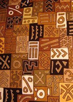 creatieve inspiratie uit alle landen: Mali bogolan