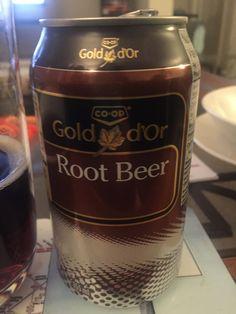 Co-op Gold Root Beer