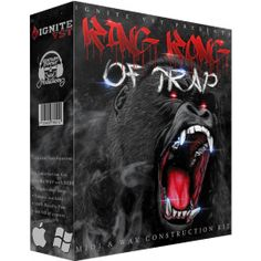 king kong of trap cover