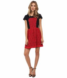 KENSIE NEW Women/'s Black Ruffled Floral Peasant Fit /& Flare Dress TEDO