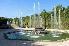 Le Bosquet des Trois Fontaines