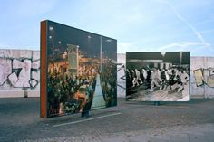 Platz der 9. November 1989 | Berlin Germany | Sinai #germany #plaza #berlinwall