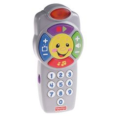 Fisher-Price Laugh & Learn Click 'n Learn Remote : Target