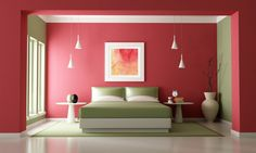 Dreaming of Watermelons - Cool Bedroom Ideas - Zimbio