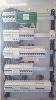 panel board assembling