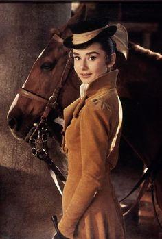 Audrey Hepburn #vintage