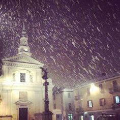 Ok, adesso nevica !!!