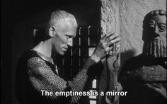 the seventh seal, by ingmar bergman