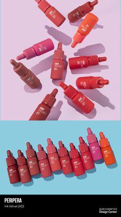 Clio Cosmetics, Benefit Cosmetics, Makeup Cosmetics, Makeup Brands, Best Makeup Products, Ulta Coupon Code, Skin Makeup, Beauty Makeup, Peripera Ink Velvet