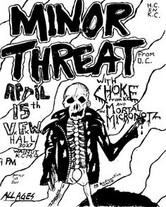 Minor Threat 1983