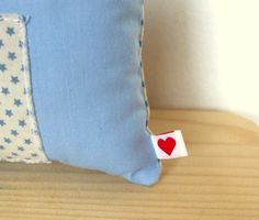 the Blue House by Cott´n Love www.etsy.com/shop/cottnlove