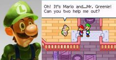 25 Times Luigi Deserved ALL of Your Pity