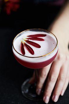 Hibiscus Cocktail: Sakura - Imbibe Magazine