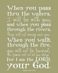 My fave scripture