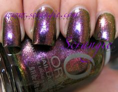 Scrangie: Orly Cosmic FX Collection Fall 2010 Space Cadet