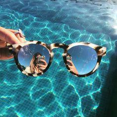 round sunnies #illesteva