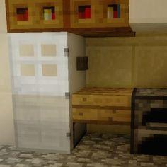 Minecraft Furniture