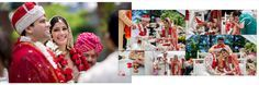 Modern Indian Wedding Albums by LJP