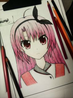 Manga Girl - My Creation