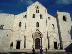 Basilica di San Nicola: Facade BARI, Italy