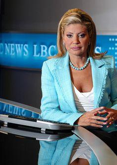 May Chidiac Lebanese TV anchor and journalist