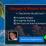 Salespage erstellen in Minuten