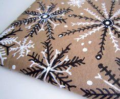 Brown Paper Bag gift wrap